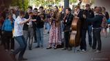 Mezőségi flashmob a Deák téren